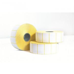 Этикетки термо 58*40 для весов без печати