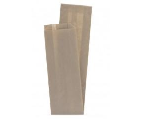 Пакет бумажный под Французский Багет 640*100+50мм крафт кор.