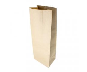 Пакет бумажный 300*100*50 крафт кор.