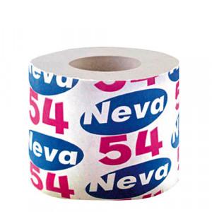 """Бумага туалетная 54м """"Neva-54"""" Плюс"""
