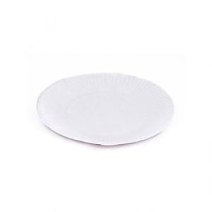 Тарелка бумажная D170 мм (Диапозон)