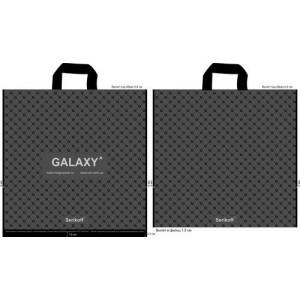 45x43 Галактика черный
