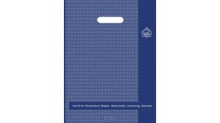 Serikoff Пакет ПВД с прорубной ручкой 45*52см 100 мкм