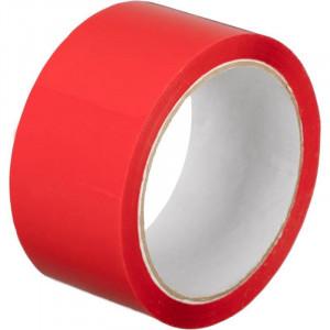 Скотч 50мм*66м красный
