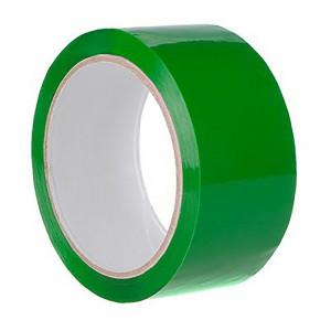 Скотч 50мм*66м зелёный