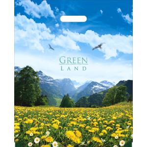 40x47 Зеленая долина