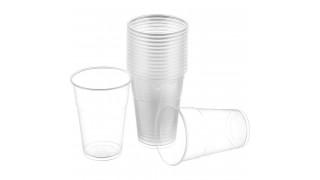 Одноразовые стаканы и чашки
