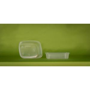 Контейнер пластиковый 125мл 108*82*25