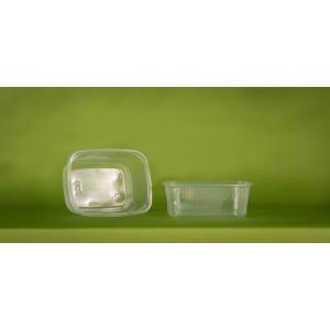 Контейнер пластиковый 200мл 108*82*40