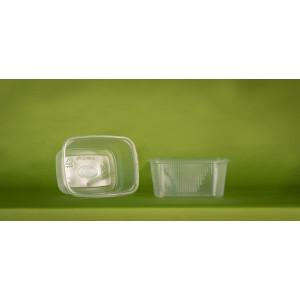 Контейнер пластиковый 250мл 108*82*49