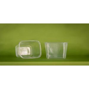 Контейнер пластиковый 350мл 108*82*70