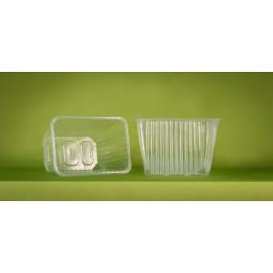 Контейнер пластиковый 2000мл 186*132*123