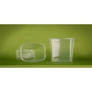 Контейнер пластиковый 1000мл 138*102*121