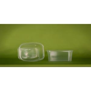 Контейнер пластиковый 500мл 138*102*56