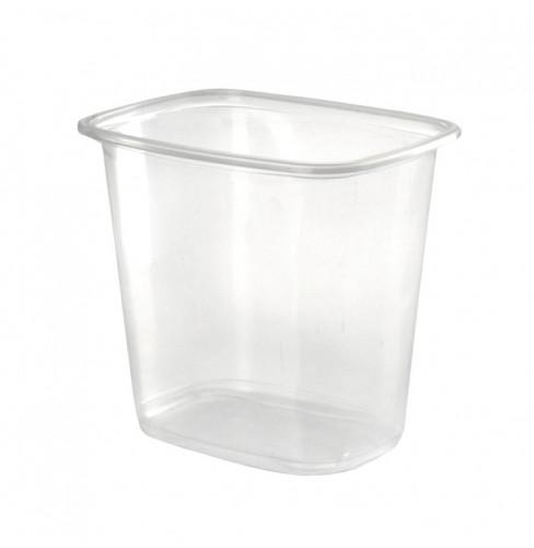 Контейнер пластиковый 138*102мм 1000мл
